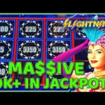 HIGH LIMIT Lightning Link High Stakes MASSIVE WIN Over $10K In Handpay Jackpots ⚡️$37.50 Bonus Round