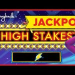 JACKPOT HANDPAY! Lightning Link High Stakes Slot – UP TO $50 BETS, CRAZY!!!
