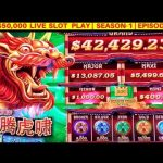 High Limit MIGHTY CASH & Lightning Link Slot Machines Live Play | Season-1 | EPISODE #30